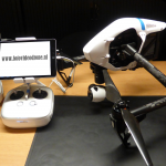 controllers met drone